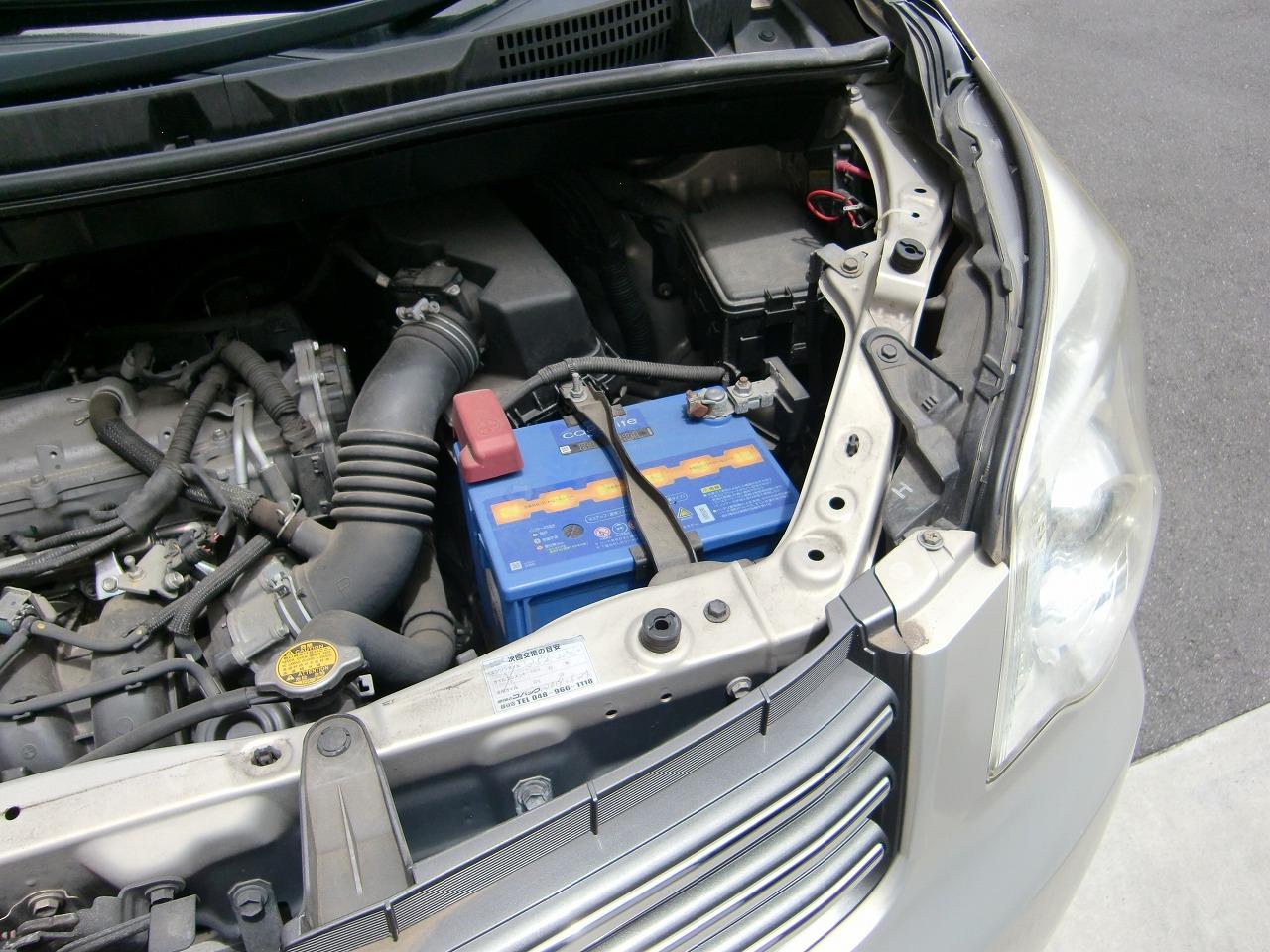 実は車のバッテリー交換も安いんです!5,280円~/車検のコバック越谷店